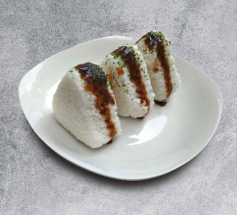 CARTOPUS ONIGIRI TERIYAKI CHICKEN (3PCS) 酱烧鸡饭团(三个)
